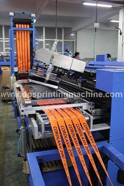 OEM Customized Cargo Lifting Slings Dyeing And Finishing Machine - Bag Webbings Automatic Screen Printing Machine with Large Product Capacity – Kin Wah