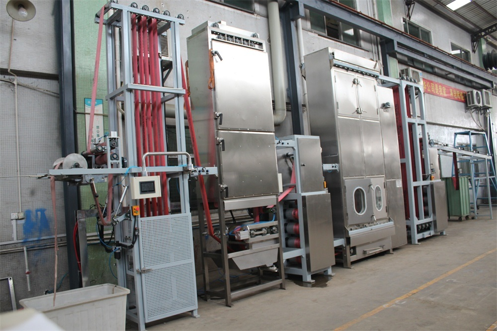 Good Wholesale Vendors Nylon Label Ribbons Continuous Dyeing Machine - Lifting Sling Webbings Continuous Dyeing&Finishing Machine – Kin Wah