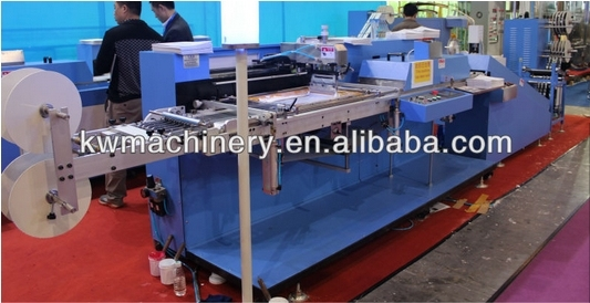 Factory best selling Nylon Elastic Tapes Automatic Silicone Coating Machine - Single Color Satin/Woven Labels Screen Printing Machine Manufacturer – Kin Wah
