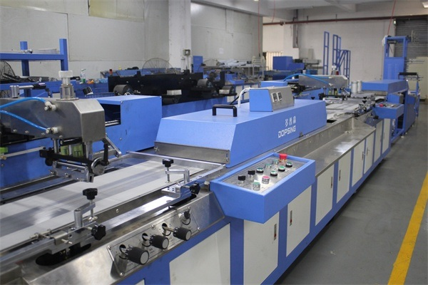 Fast delivery Lanyard Tapes Screen Printer - Label Ribbons/Satin Label Automatic Screen Printing Machine for Sale – Kin Wah