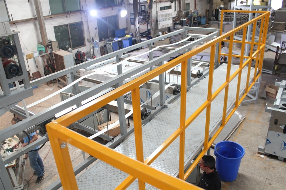 Cheapest Price Gift Ribbons Continuous Dyeing Machine - High Temp&Normal Temp Lashing Straps Continuous Dyeing&Finishing Machine – Kin Wah