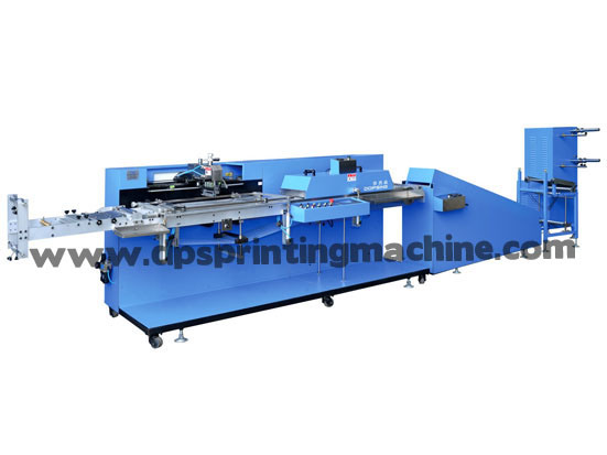 Best-Selling Lanyards Ribbons Automatic Screen Printing Machine -