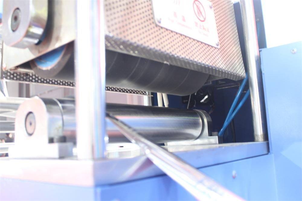 Wholesale Silk Screen Hot Stamping Printing Machine - Ribbon Hot Stamping Machine for Gift Decoration Dps-3000s-F – Kin Wah
