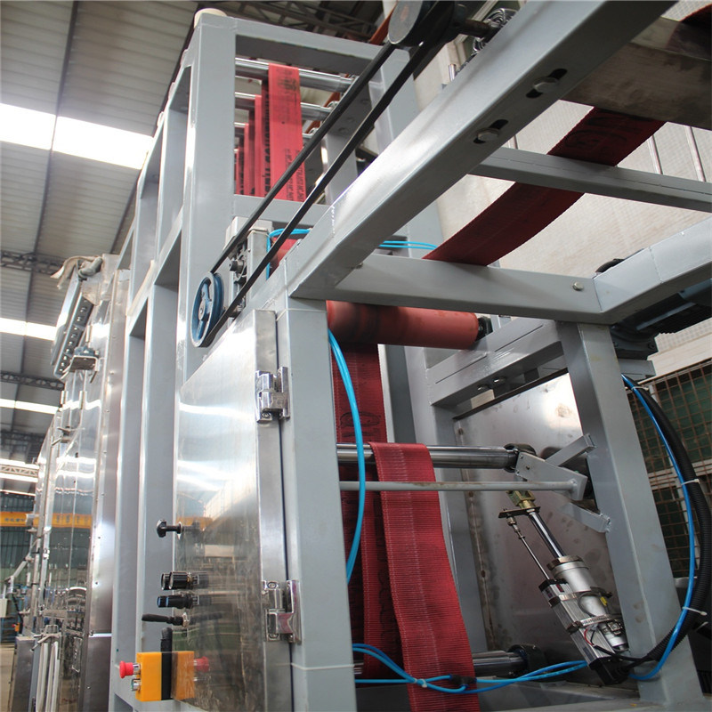 Factory making Shoes Laces Automatic Screen Printing Machine - Tie Down Straps Continuous Dyeing Machine Kw-820-Dz600 – Kin Wah