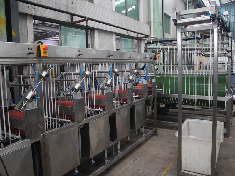 Elastic Band Dyeing and Finishing Machine with Normal Temperature