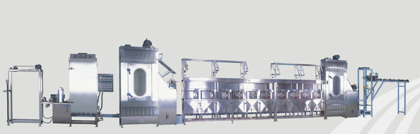 Manufacturer of Garment Tagless Label Screen Printing Machinery - Webbing Tape Twill Tape Car Safety Belts Dyeing Machine – Kin Wah