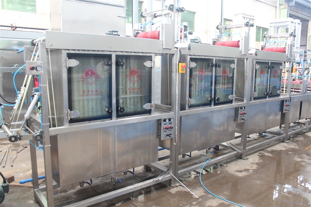 100% Original Prepaid Card Vending Machine - Polyester Webbings Continuous Dyeing and Finishing Machine with Ce – Kin Wah
