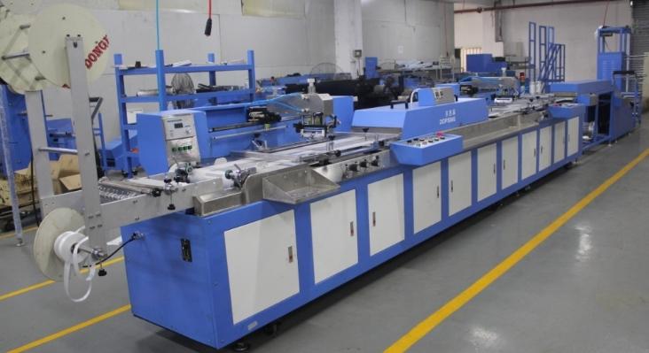 High Performance Manual Round Screen Printing Machine - 2 Colors Automatic Screen Printing Machine for Cloth Labels – Kin Wah