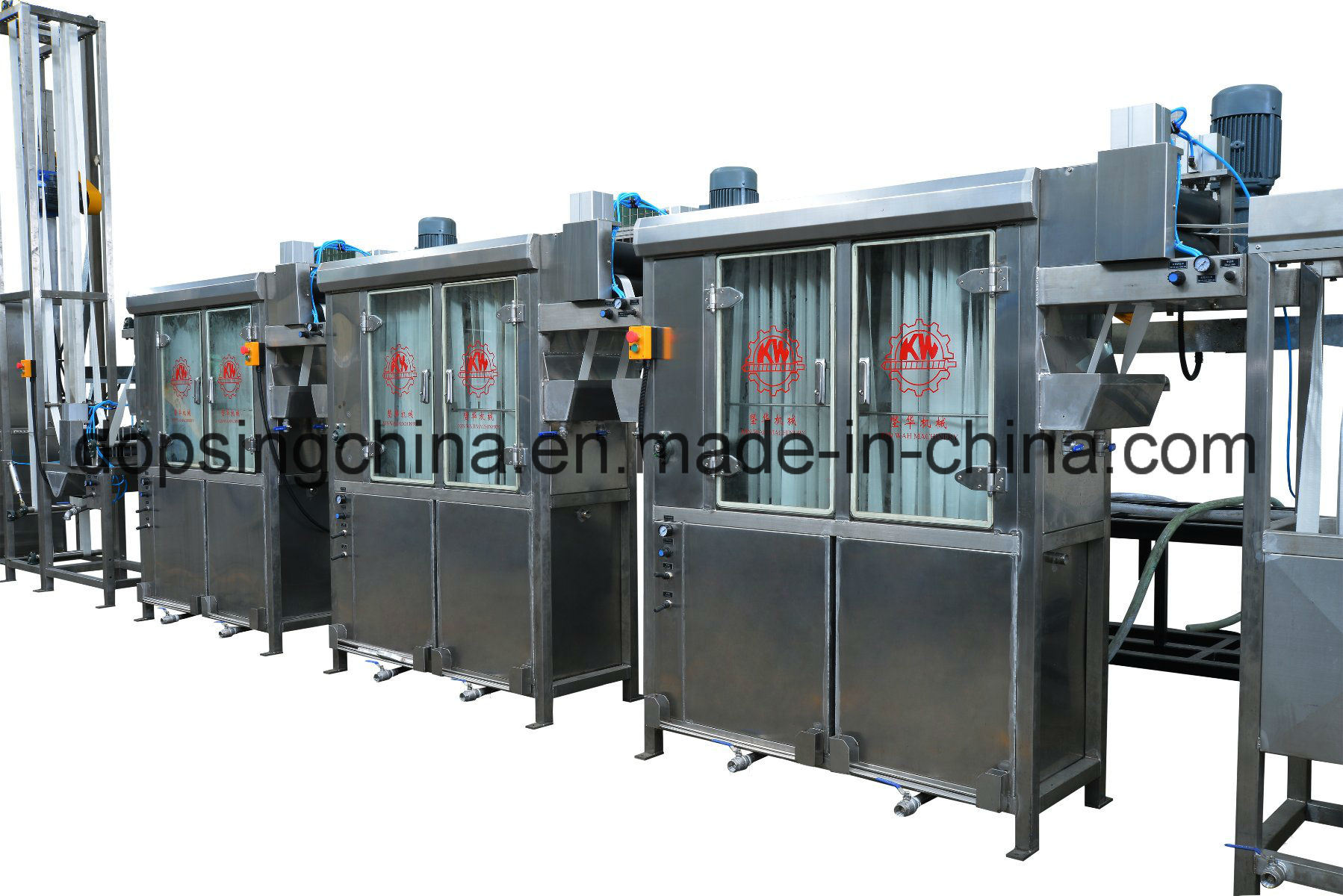 Wholesale Discount High Temperature Continuous Dyeing And Finishing Machine -