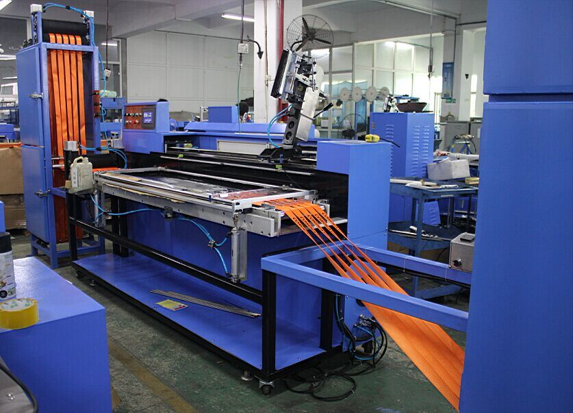 Reliable Supplier Heavy Duty Webbings Automatic Screen Printing Machine -