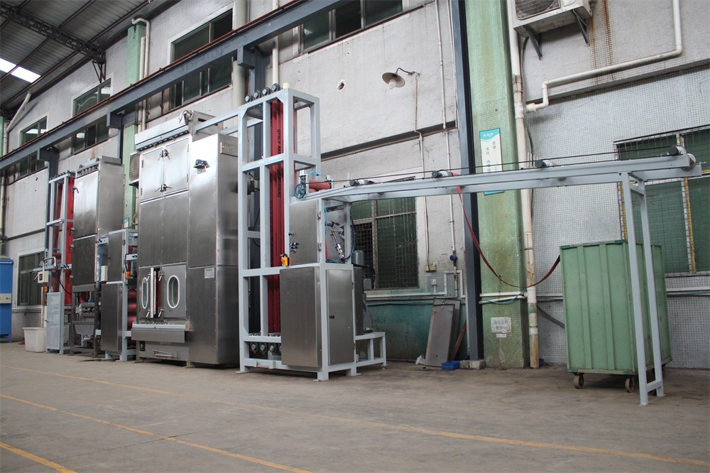 High Quality for Factory In China Making Lanyard - Lifting Sling Webbings Continuous Dyeing&Finishing Machine – Kin Wah