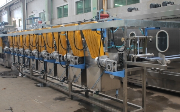 High Quality for Cd Silk Screen Printer - High Temp Polyester+Nylon Tapes Continuous Dyeing and Finishing Machine – Kin Wah
