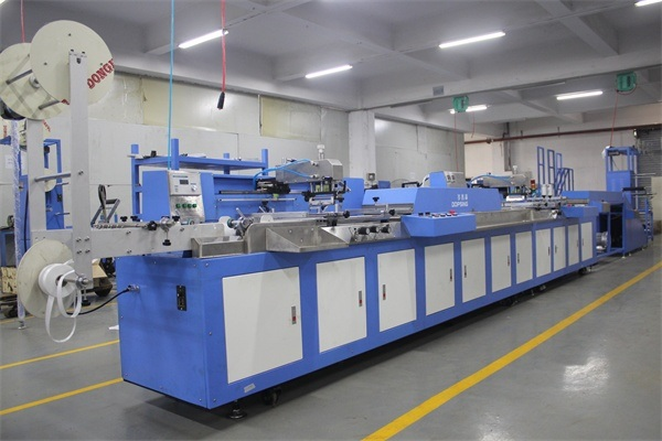 2017 New Style High Precision Printing Labels Screen Printing Machine - 2 Colors Narrow Fabric Automatic Screen Printing Machine Manufacturer – Kin Wah