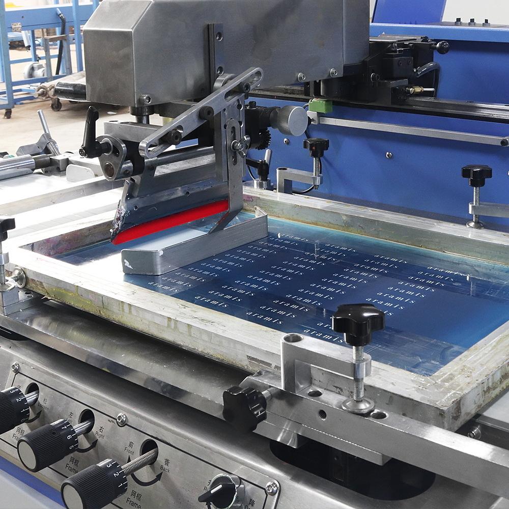 Bag Belts Webbing Automatic Screen Printing Machine