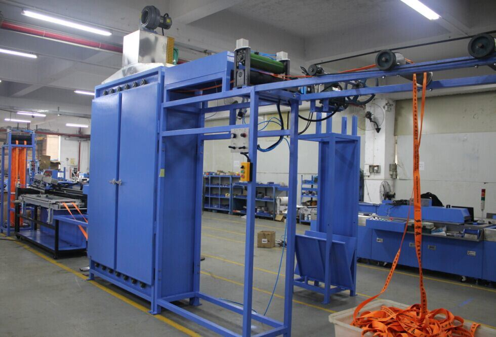Textile Lifting Webbings Automatic Screen Printing Machine Ds-302b