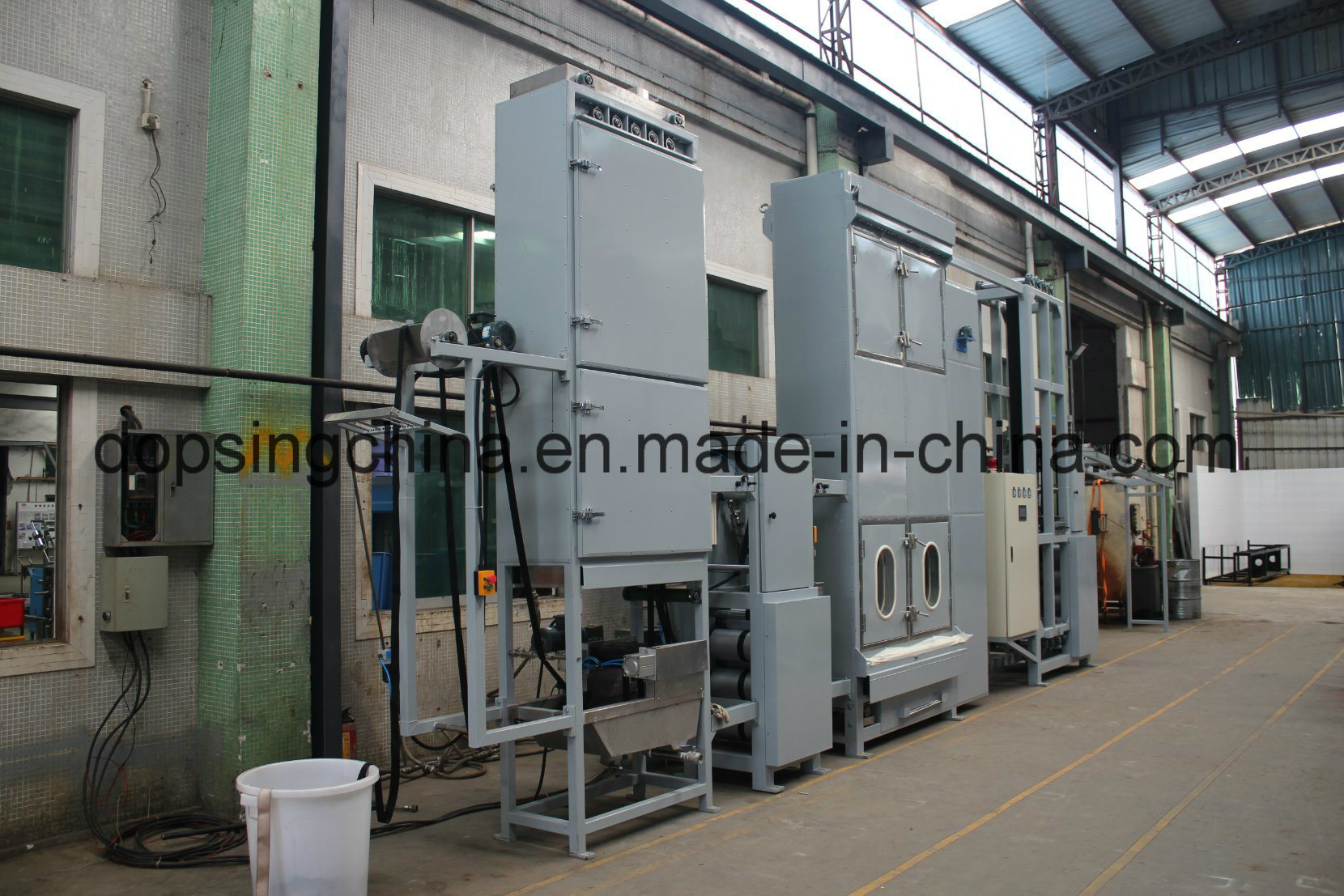8 Year Exporter Nylon Ribbons Dyeing Machine -