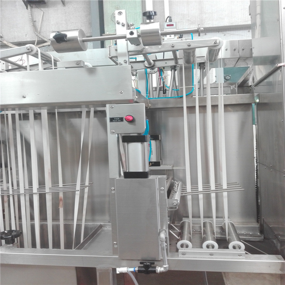 Good quality Id Card Screen Printing Machine - Elastic Nylon Tapes Continuous Dyeing Machine with Ce – Kin Wah