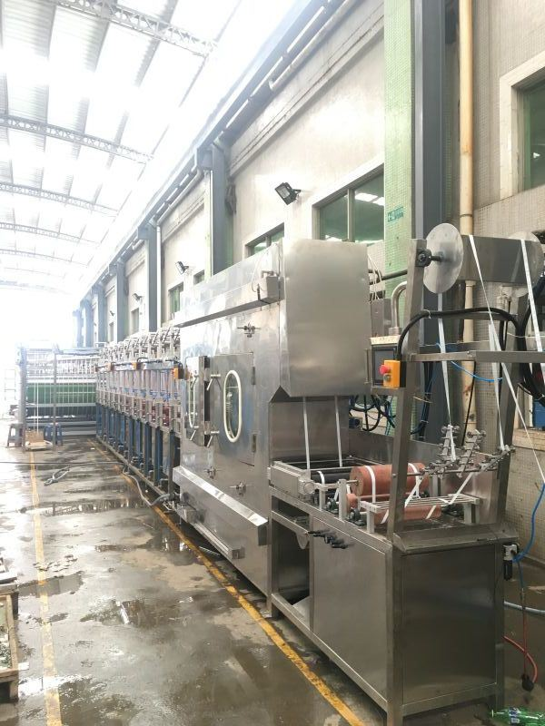 Hot Sale for Lifting Straps Continuous Dyeing And Finishing Machine - 400mm Nylon Underwear Tapes Continuous Dyeing Machine – Kin Wah