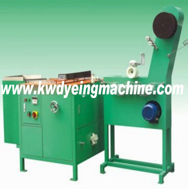 Special Price for Nylon Elastic Tapes Small Continuous Dyeing And Finishing Machine -