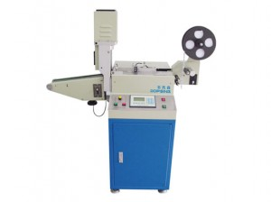 high speed ultrasonic digital label cutting machine DPS-007