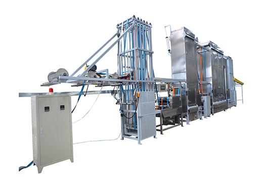 Top Suppliers Screen Stretching Machine - China manufacturer lashing straps dyeing and finishing machine – Kin Wah