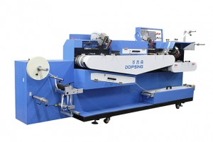 Cotton Tapes Automatic Screen Printing Machine