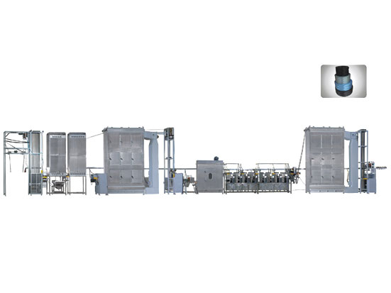 safety webbings continuous dyeing and finishing machine Supplier