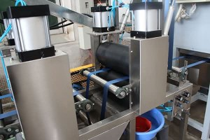 Pet webbings&luggage webbings continuous dyeing and finishing machines