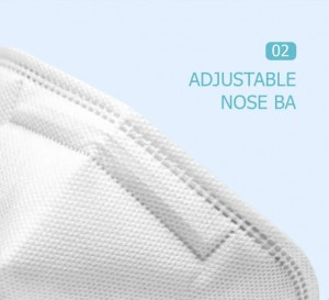 Antivirus Protective Disposable KN95 Face Masks Finish Products
