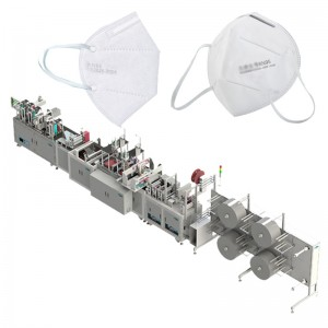 Facial Mask Ffp2 Kn95 Face Mask Machines