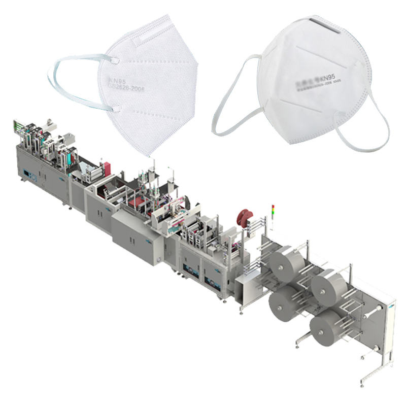 Facial Mask Ffp2 Kn95 Face Mask Machines Featured Image