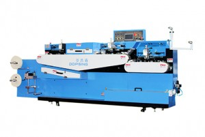 Double sides cotton tapes screen printing machine supplier