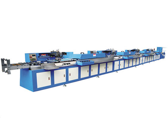 Special Price for Label Ribbon Screen Printing Equipment -