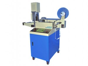 high speed ultrasonic digital label cutting machine DPS-008