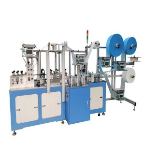 High Elastic One Piece Face Mask Machine with 500pcs Per Min